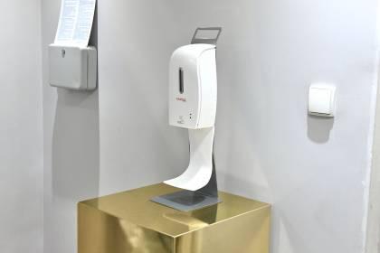 Wynajem urządzeń do automatycznej dezynfekcji rąk